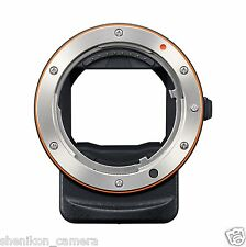100% New Sony E LA-EA3 A to E Full-Frame Mount Camera Lens Adapter a7 a7R a7S