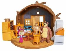 "Masha ""Bear Masha and The Bear"" House Conjunto de juego (multicolor)"