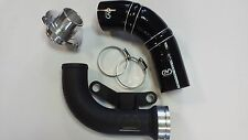 VW Golf GTI Audi S3 TTS Seat K1 2.0tfsi Turbo To Intercooler KO4 Hard Pipe kit96