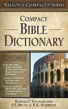 Nelson's Compact Series : Compact Bible Dictionary (Nelson's Compact Series
