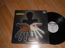 LOS GUARAGUAO NUESTRAS MANOS RARE LP FOLK 1981 EXC