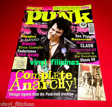 UNCUT:NME- PUNK,COMPLETE ANARCHY MAGAZINE,SEX PISTOLS,THE CLASH,RAMONES