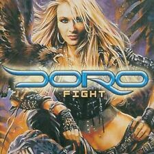 Doro - Fight (CD, 2002, Steamhammer/SPV, Germany) Promo