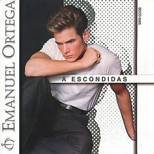 FREE US SH (int'l sh=$0-$3) NEW CD Emanuel Ortega: A Escondidas Import