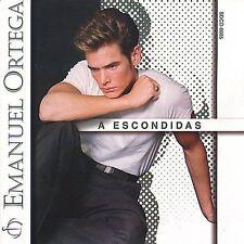 NEW - A Escondidas by Ortega, Emanuel