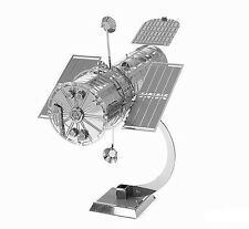 Hubble Space Telescope 3D Metallic Puzzle Model - Stainless Steel - New