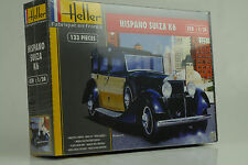 Hispano Suiza K6 Car Kit Kit 1:24 Heller 80704