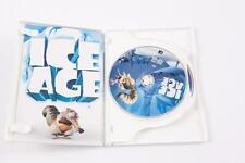 ICE AGE SCRATS 20TH CENTURY FOX RAY ROMANO 2-DISC DVD 2002 EUC