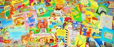 Children's Board Book Lot FREE SHIPPING -Mixed Titles -Sesame, Disney,