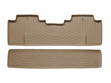 WeatherTech® FloorLiner - Honda Ridgeline - 2006-2014 - 2nd Row - Tan