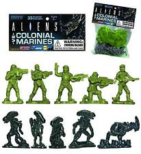 "Aliens vs Colonial Marines Plastic Army Builder 2"" 50mm 35 Count Figures 2015"