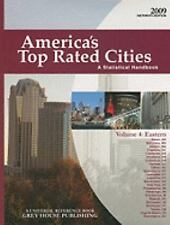 America's Top Rated Cities, Volume 4: Eastern Region: The Statistical -ExLibrary