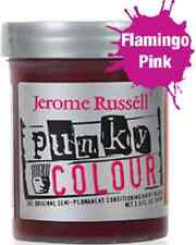 Jerome Russell Punky Color Semi Permanent Hair Dye 100mL Flamingo Pink