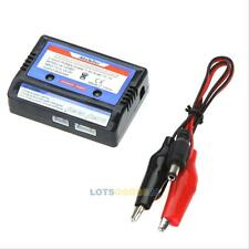 Brand New 7.4-11.1v Lithium Battery 2-3s Cell LiPo Balance Charger Set DC 10-15V