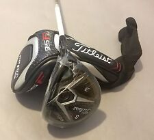 New Titleist 915F Fairway 3 Wood 15* Aldila 80 Stiff Flex Graphite Golf Club