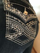 Woman'sTribal Miss EARL JEAN SIZE 20W Bling Me Bootcut Cute Available In 16W~22W