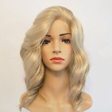 Custom Made Synthetic Lace Front Tousled Wave Wig Blonde Mix 12""