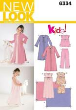 New look couture motif enfant nightgown, pyjama, ROBE & MANTEAU 3 - 8 6334
