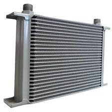 Aluminium Ölkühler 19 Reihen Alloy Oil cooler 19 Rows Rallye Racing Motorsport