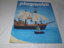 RARE 1990 Greek PLAYMOBIL CATALOG - Beautiful Dioramas ! Mint Condition!
