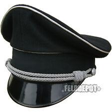 WX Elite Schirmmütze XX General Allgemeine 58cm WGT Gothic schwarz Cap Black