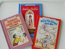 """THREE """"AN I CAN READ BOOK"""" COLLECTION"""