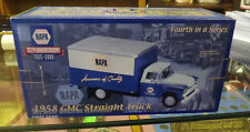 First-Gear-Napa-Auto-Parts-4th-in-Series-1-34-Scale-1958-GMC-Straight-Truck mib