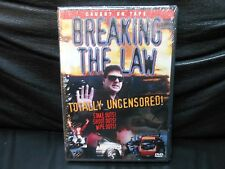 Caught on Tape - Breaking the Law: Totally Uncensored!! (DVD,2001) Repackaged