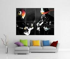 Daft Punk Get Lucky Random Access Memories Gigante Pared Arte Foto Cartel j207