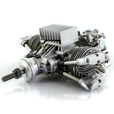 SAITO - FG-61 TS 4-STROKE TWIN CYLINDER GAS ENGINE - GALAXY RC