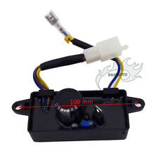 Voltage Regulator Rectifier Single Phase AVR For Chinese 2KW - 3KW Generator