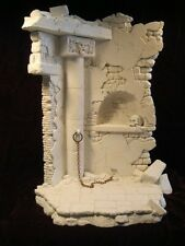 "NEW BASE, resin kit 1/6. design, and sculpture, by JL CRINON ""CAPUT MORTUUM"""