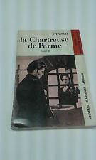 LA CHARTREUSE DE PARME  TOME II  STHENDAL