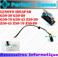 Connecteur alimentation DC power Jack cable connector Lenovo ideaPad G50 Z50