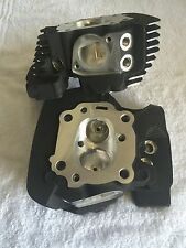 HARLEY DAVIDSON SCOTSMAN TWIN-COOLED CYLINDER HEAD  103/110 see video