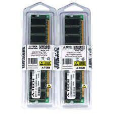 2GB KIT 2 x 1GB HP Compaq Pavilion A730n A732n A735.dk PC3200 Ram Memory