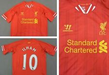 Warrior Liverpool FC Home Jersey 2013-14 ILHAM 10 SIZE XL.Boys (XS adults)