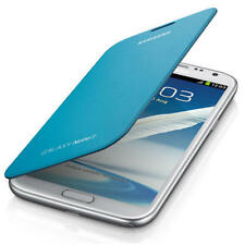 Samsung EFC-1J9FBE Light Blue Book Style Case Cover ( NFC ) Galaxy Note II N7100