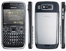 Nokia E Series E72 - Black (Unlocked) Smartphone WIFI 5MP Camera - QWERTY Keypad