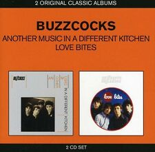 Buzzcocks - Classic Albums: Another Music in a & Love Bites [New CD]