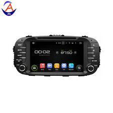 Android 5.1 Car DVD Radio Multimedia GPS Navi For Kia Soul 14 15 16 With Map