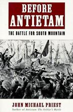 Before Antietam : The Battle for South Mountain -ExLibrary