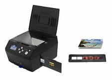 NEW! SVP PS9000 black Digital Film 35mm Negative & Slides Scanner