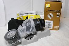 Nikon AF-S DX VR Zoom Nikkor 55-200mm f/4-5.6G IF-ED Camera Lens