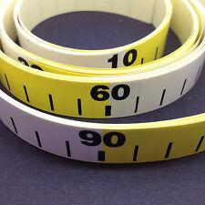 Self adhésif ruban à mesurer pack de 5, couture tables, machines et ateliers