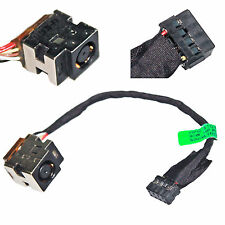 DC POWER JACK WITH CABLE FOR HP PAVILION G6-2320DX G6-2342DX G6-2363NR G6-2