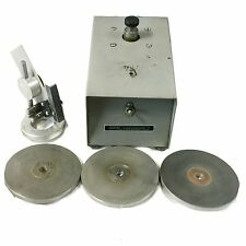 GRS Tool Sharpener W/ 3 Wheel Engraving Glendo