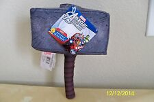 TODDLERS MARVEL COMICS THOR SOFT HAMMER COSTUME PROP RU35637