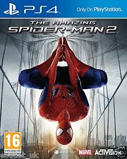 The Amazing Spider-Man 2 Juego Para Sony Playstation 4 PS4 SpiderMan