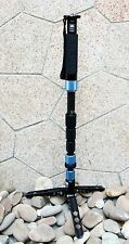 Sirui P-224S Carbon Fiber Monopod w/ Three Stand Feet free Domestic USA shipping